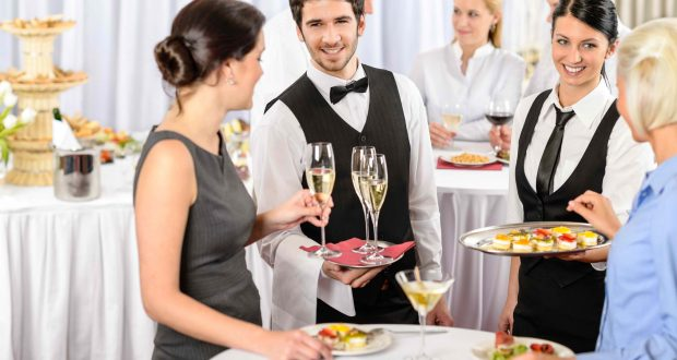 Hire Your Event Staff Through an Agency
