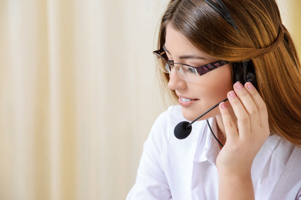 services of a Telephone Answering