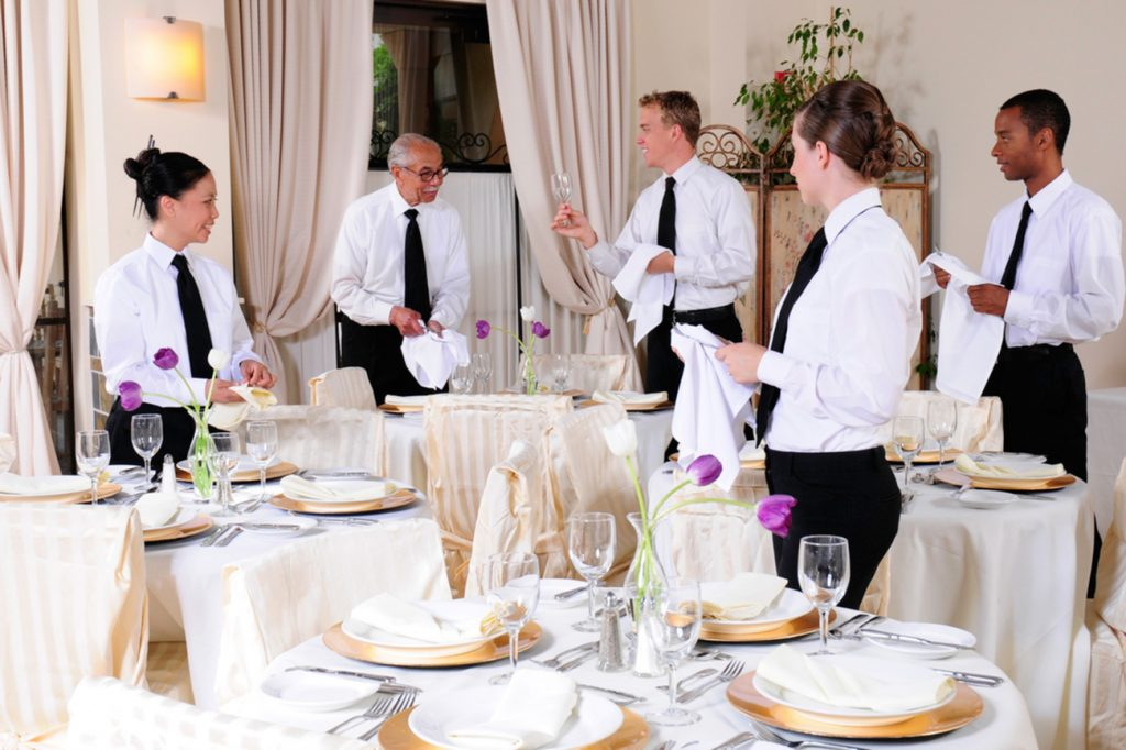 Hire Your Event Staff Through an Agency1